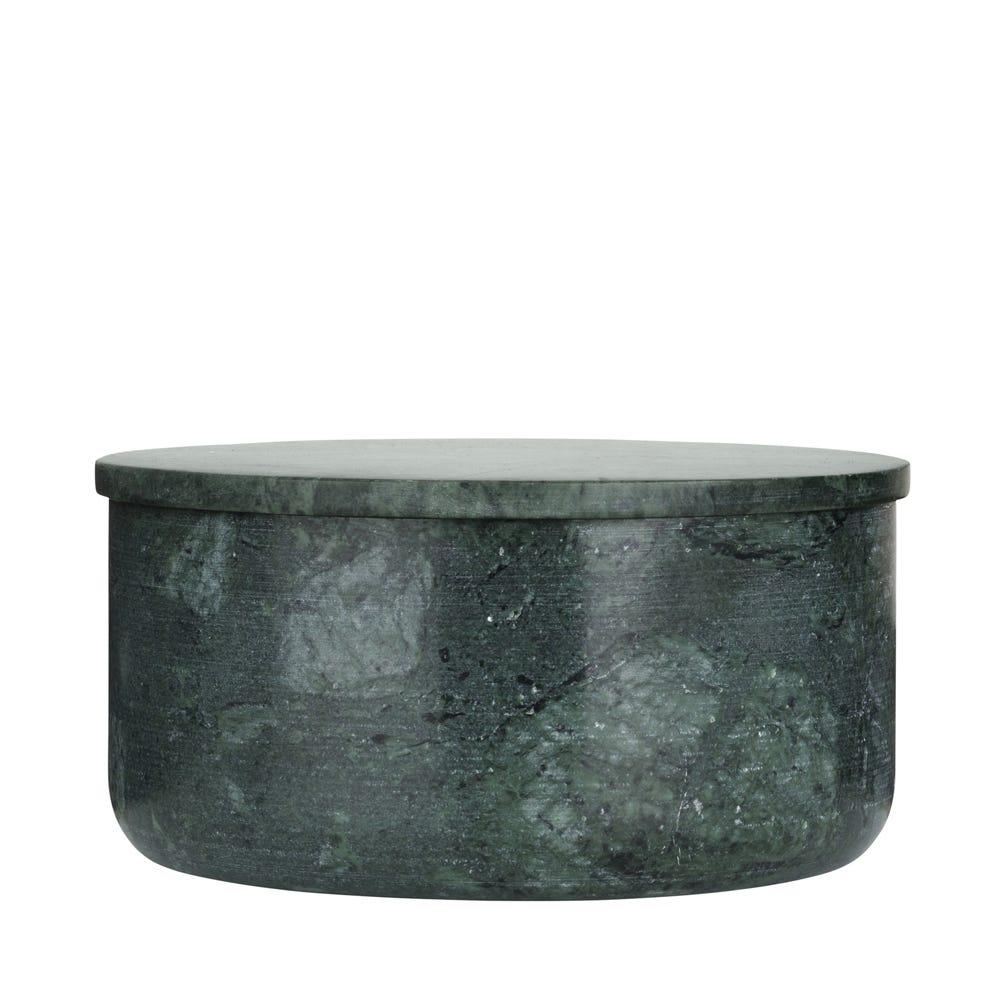 Green Marble Box