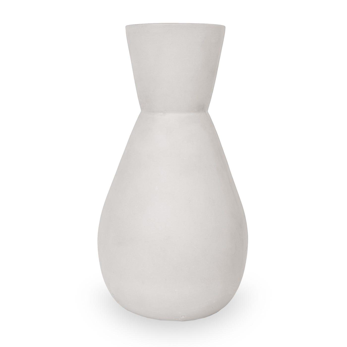 Holland Vase Grey & Gold Interior