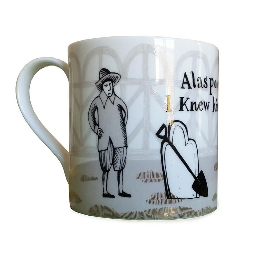 Lush Designs Hamlet Mug