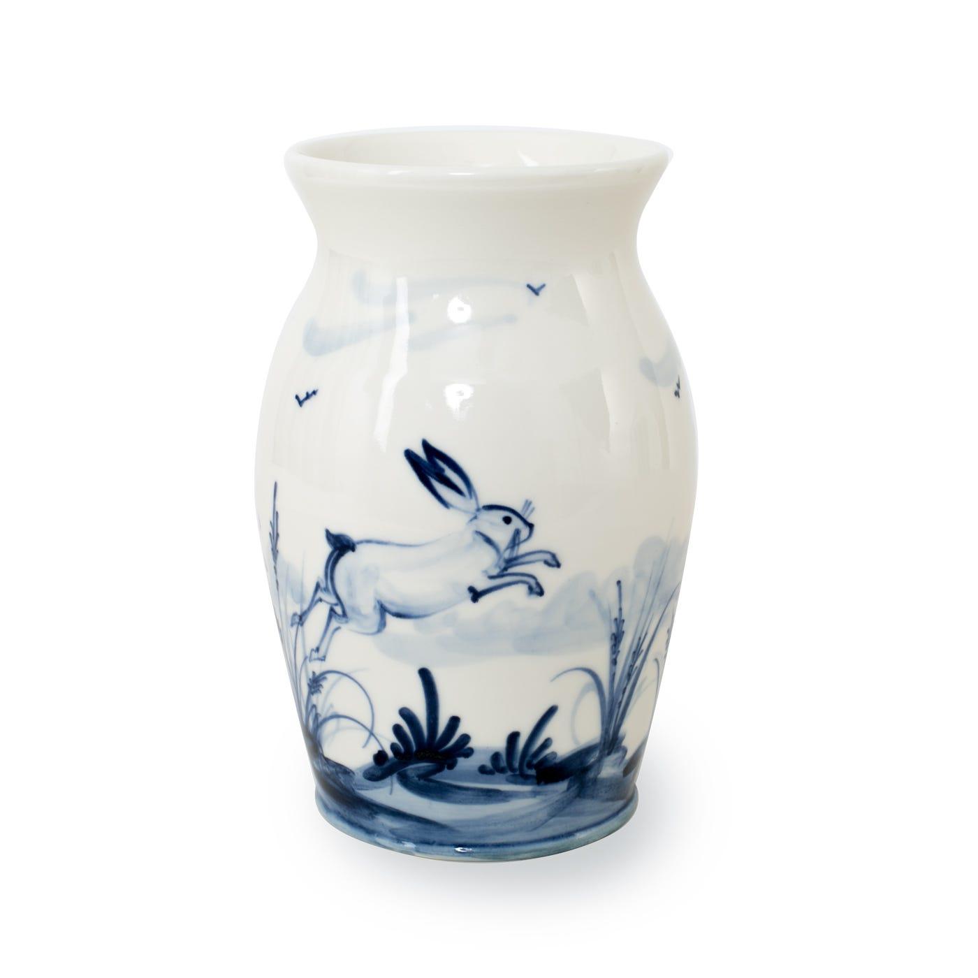 Hares Vase