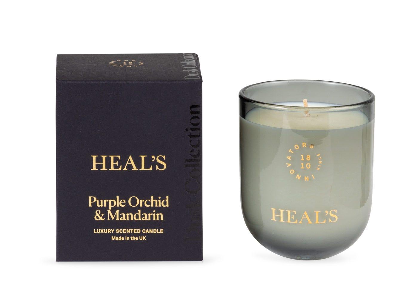 Purple Orchid & Mandarin Dusk Candle