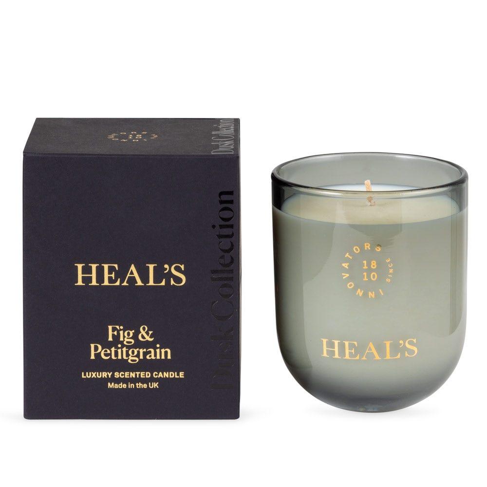 Fig & Petitgrain Dusk Candle