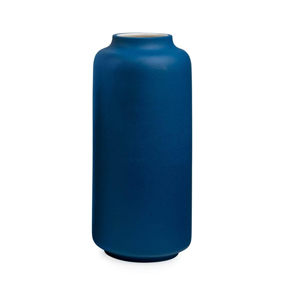 Trent Vase Blue Medium