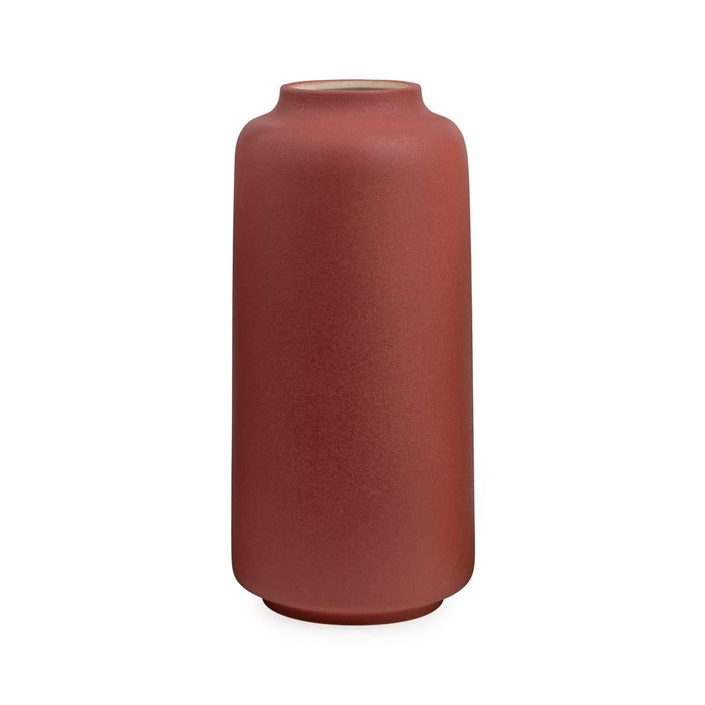 Trent Vase Raspberry Medium