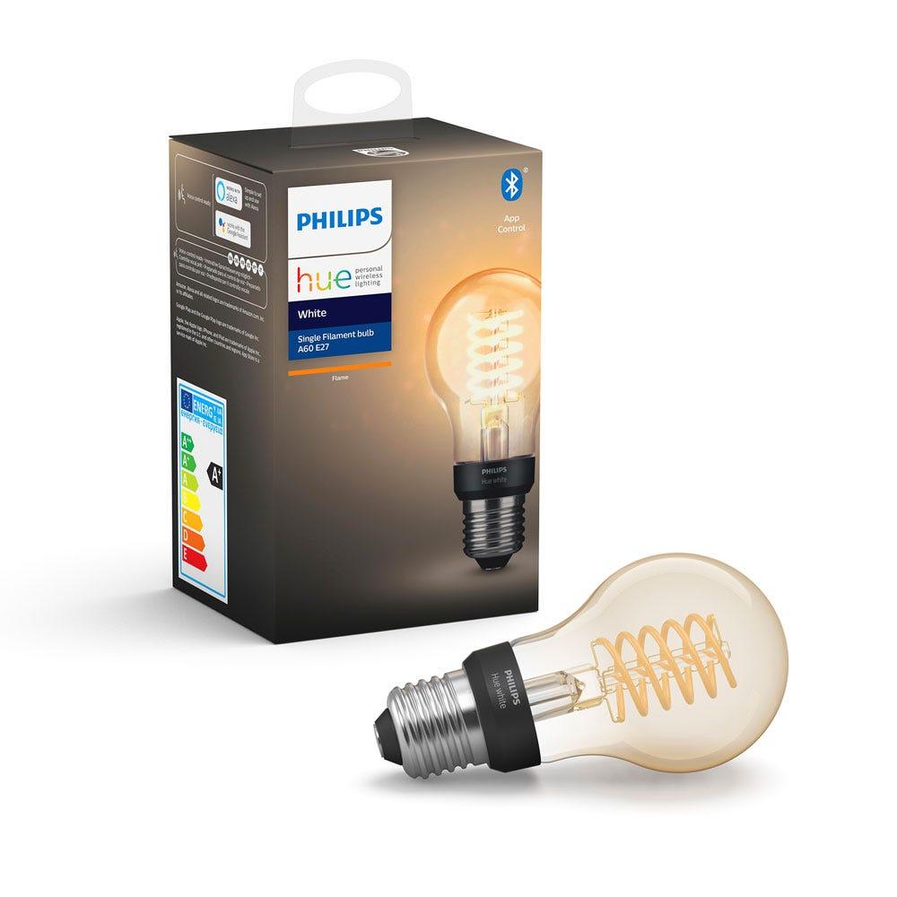 Hue Filament Smart Bulb White A60 E27 LED