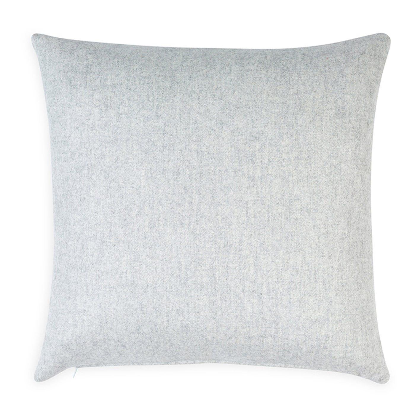 Islington Wool Cushion Grey 45 x 45cm
