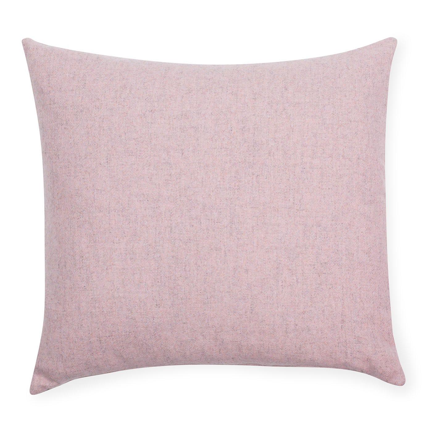 Islington Wool Cushion Blush 45 x 45cm