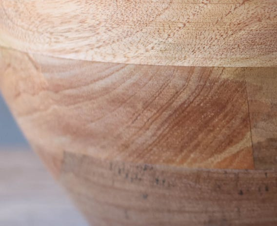 Just some of the beautiful colours and textures you can expect from the mango wood