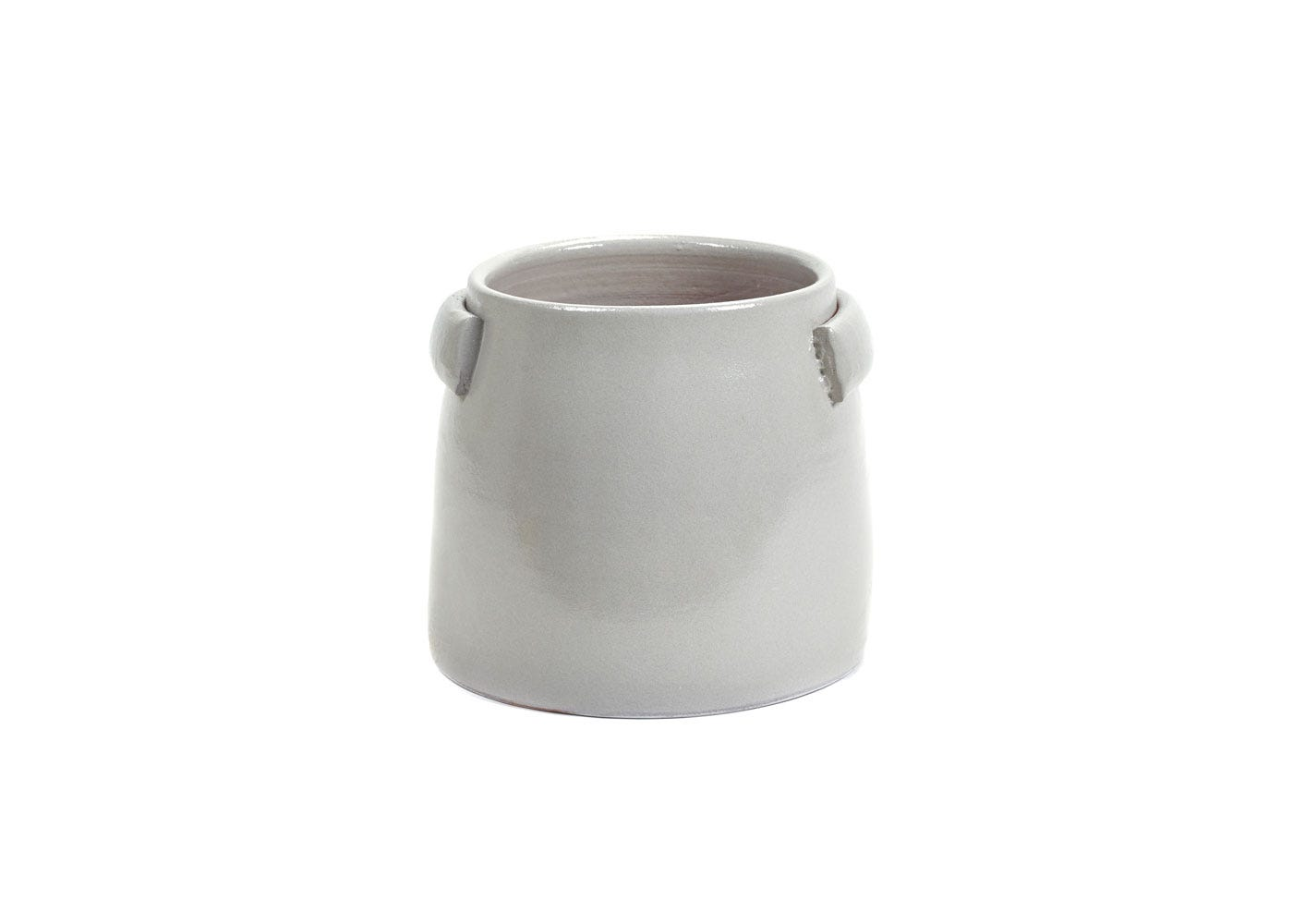 As Shown: Jars Plant Pot Small in Grey