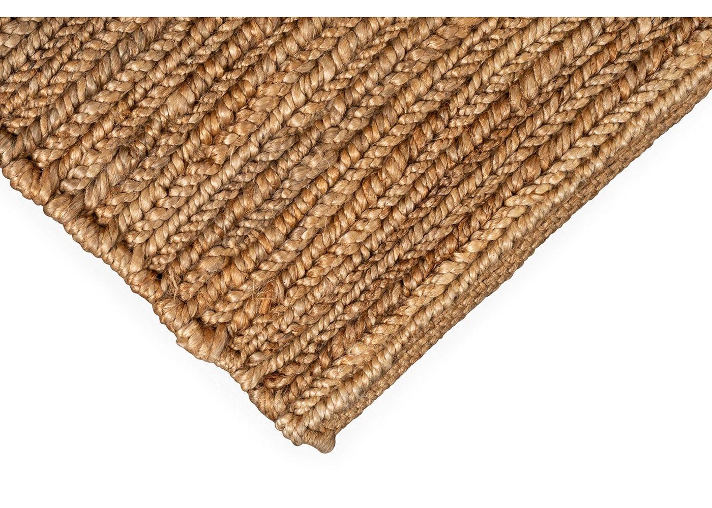 Jute Braided Rug Natural Rugs