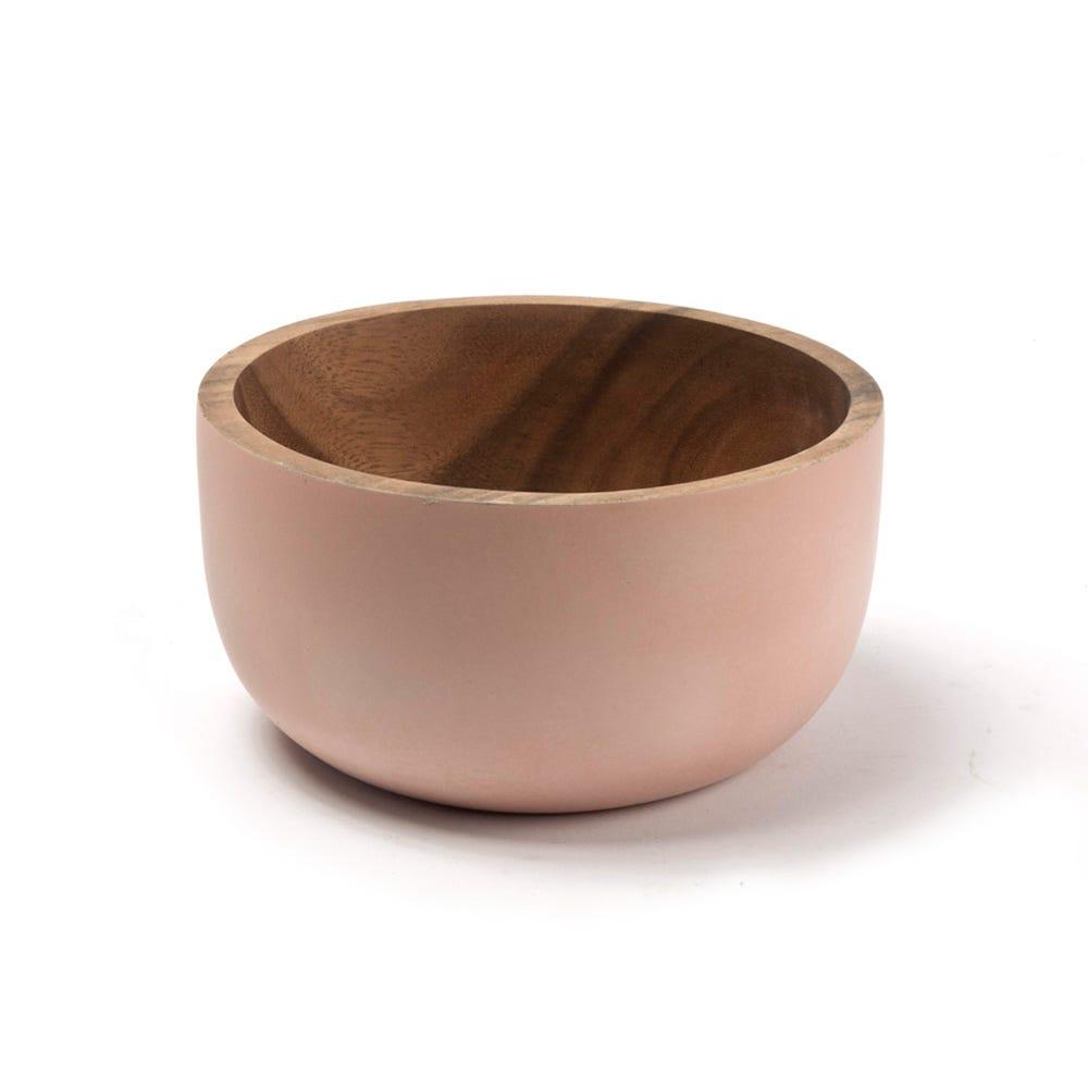 Acacia Snack Bowl