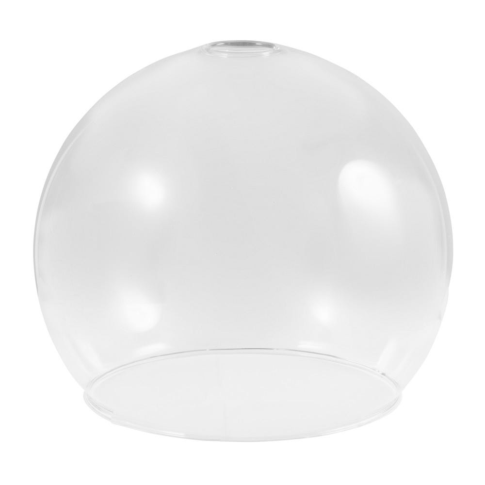 Disc Glass Shade Clear