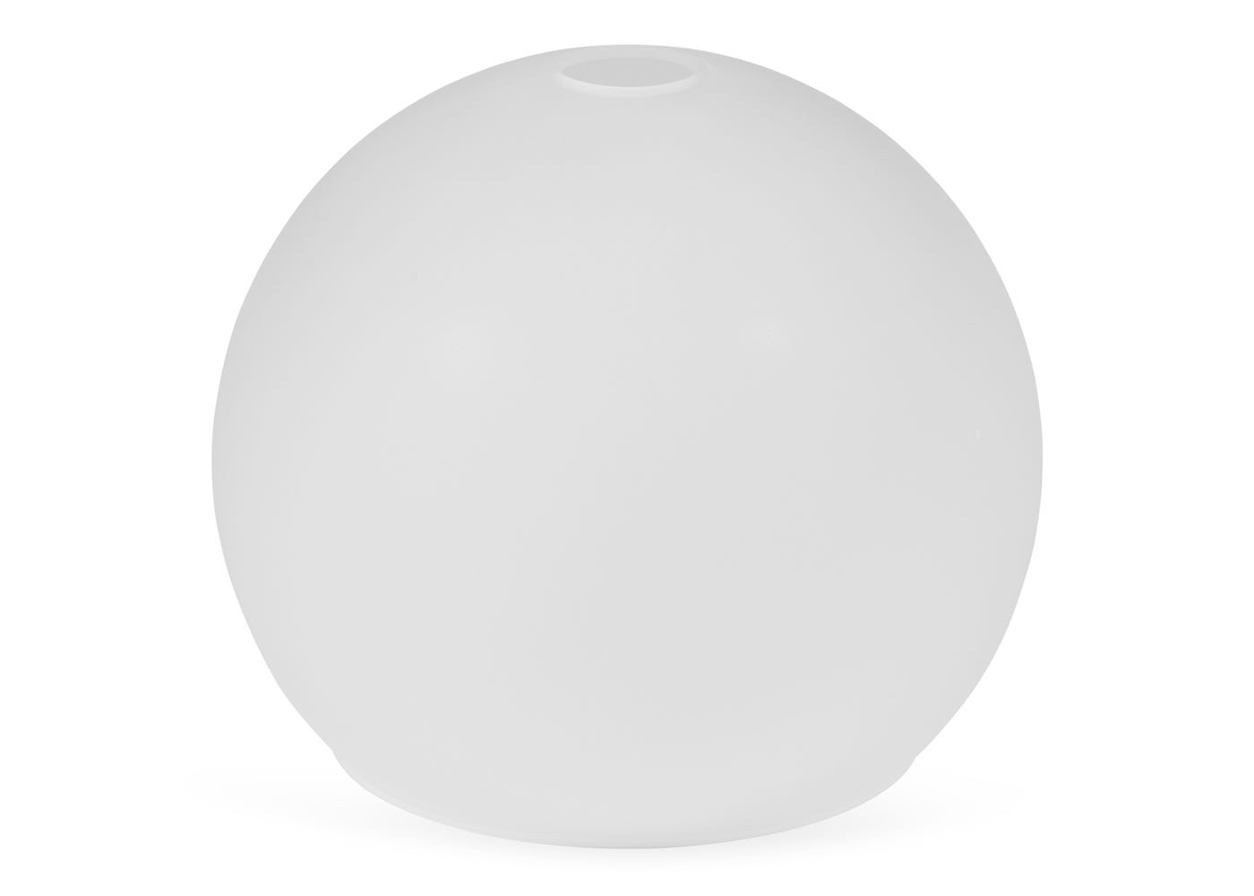 Frosted glass shade