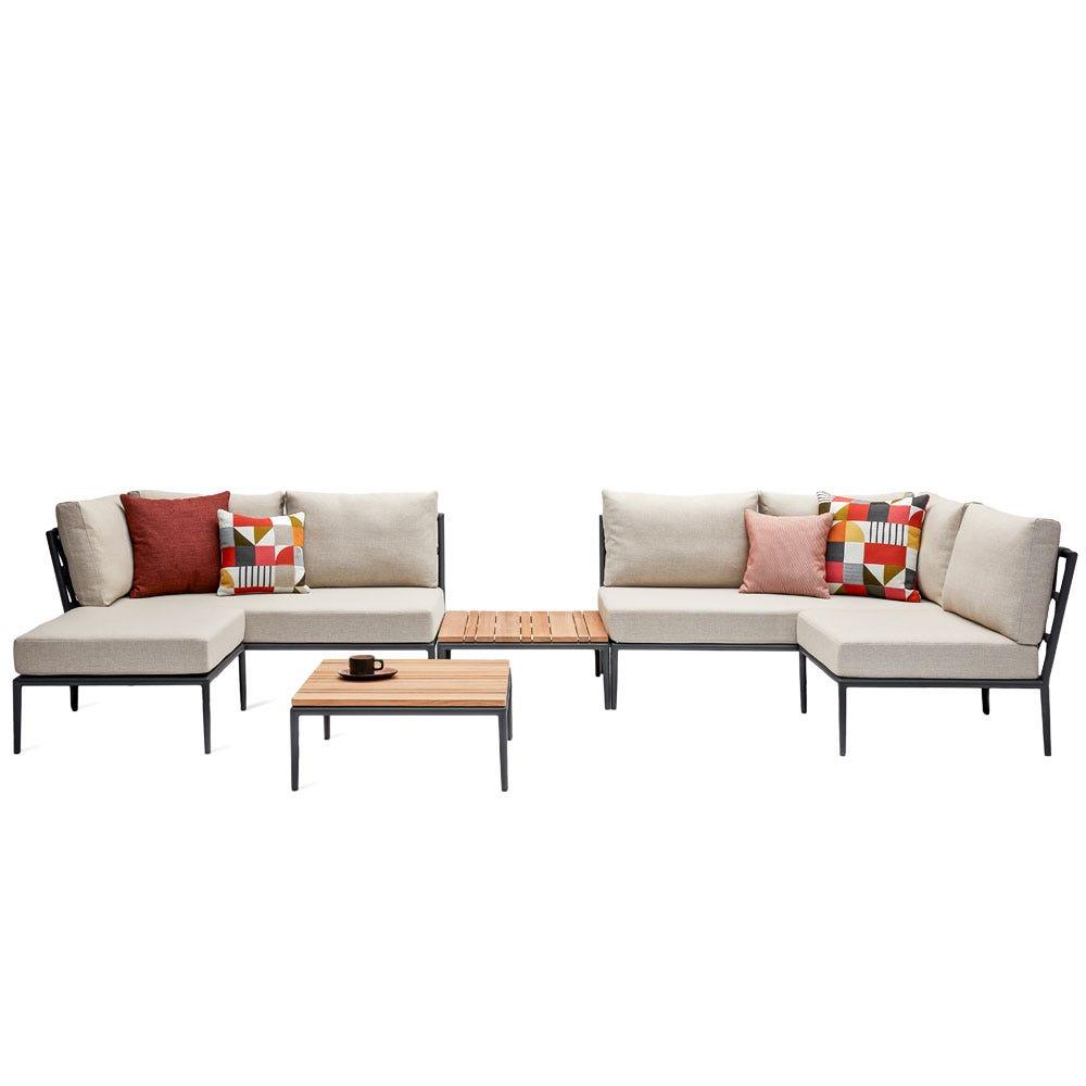 Leo Outdoor Modular Sofa