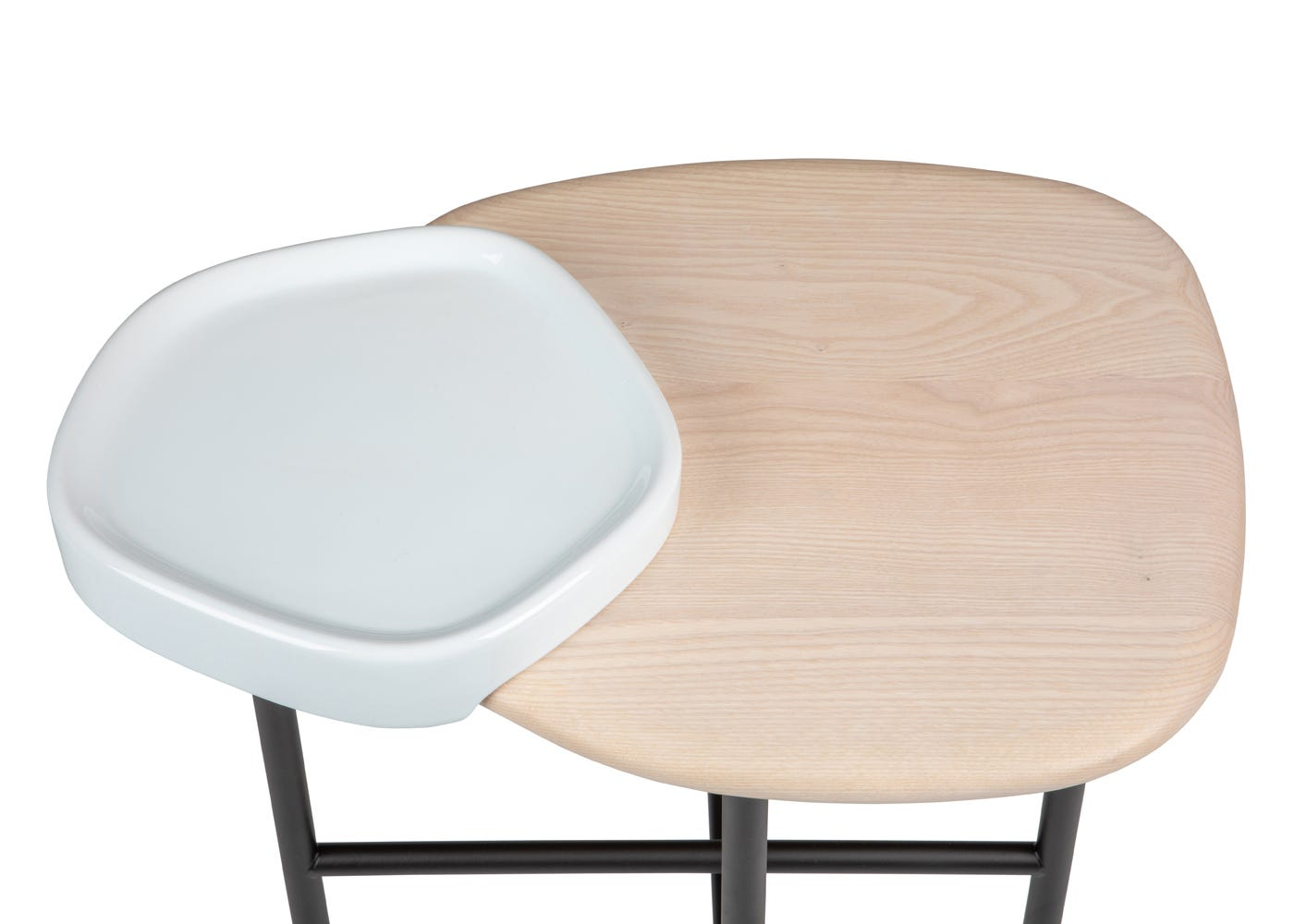 Lewa Side Table - Top View