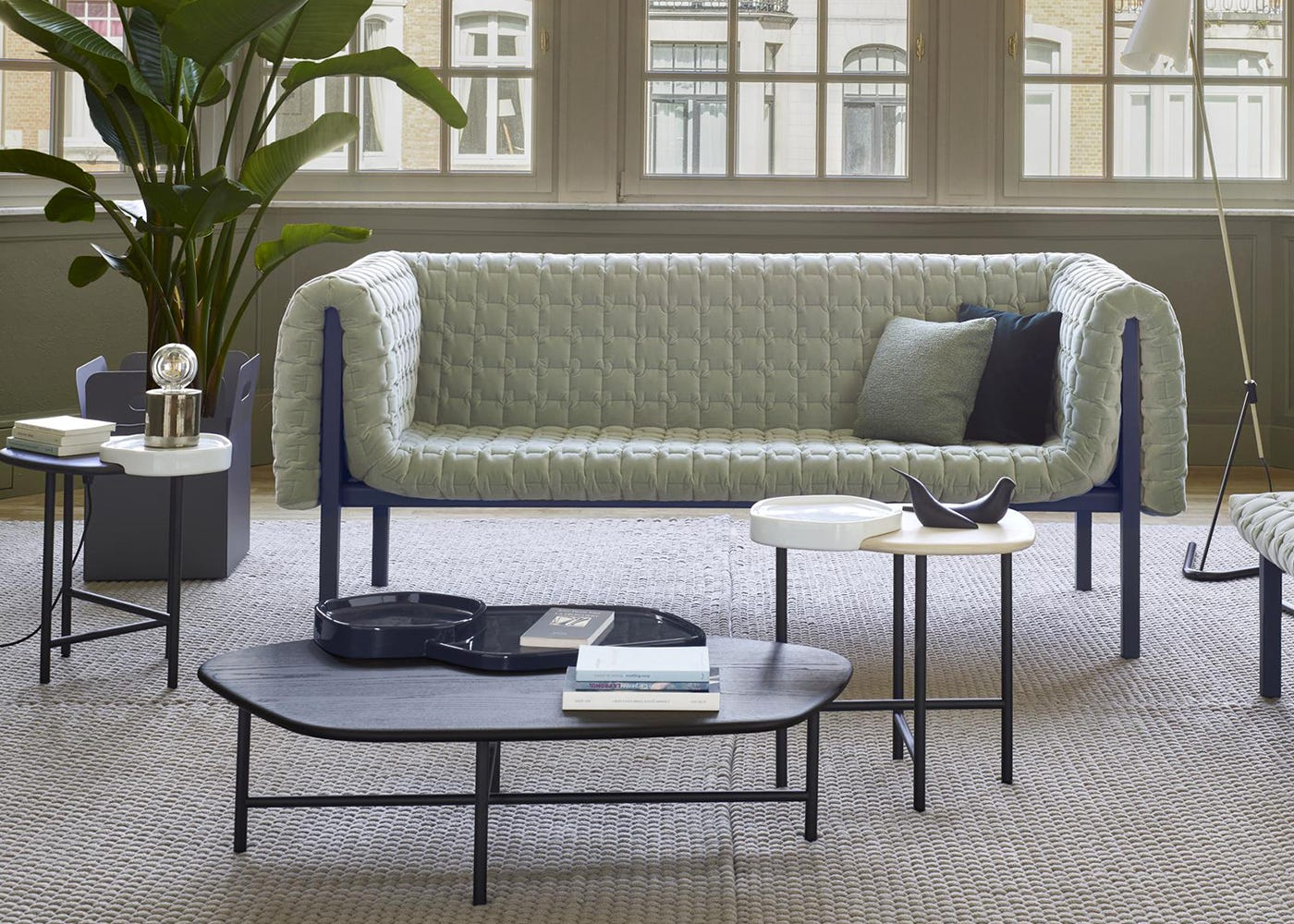 Lewa Side Table & Coffee Table