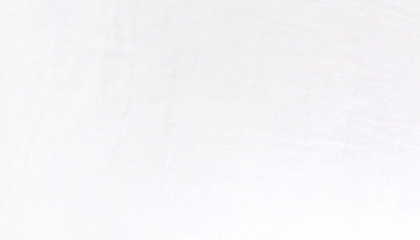 The Linen Works Linen Bed Linen White Heal S