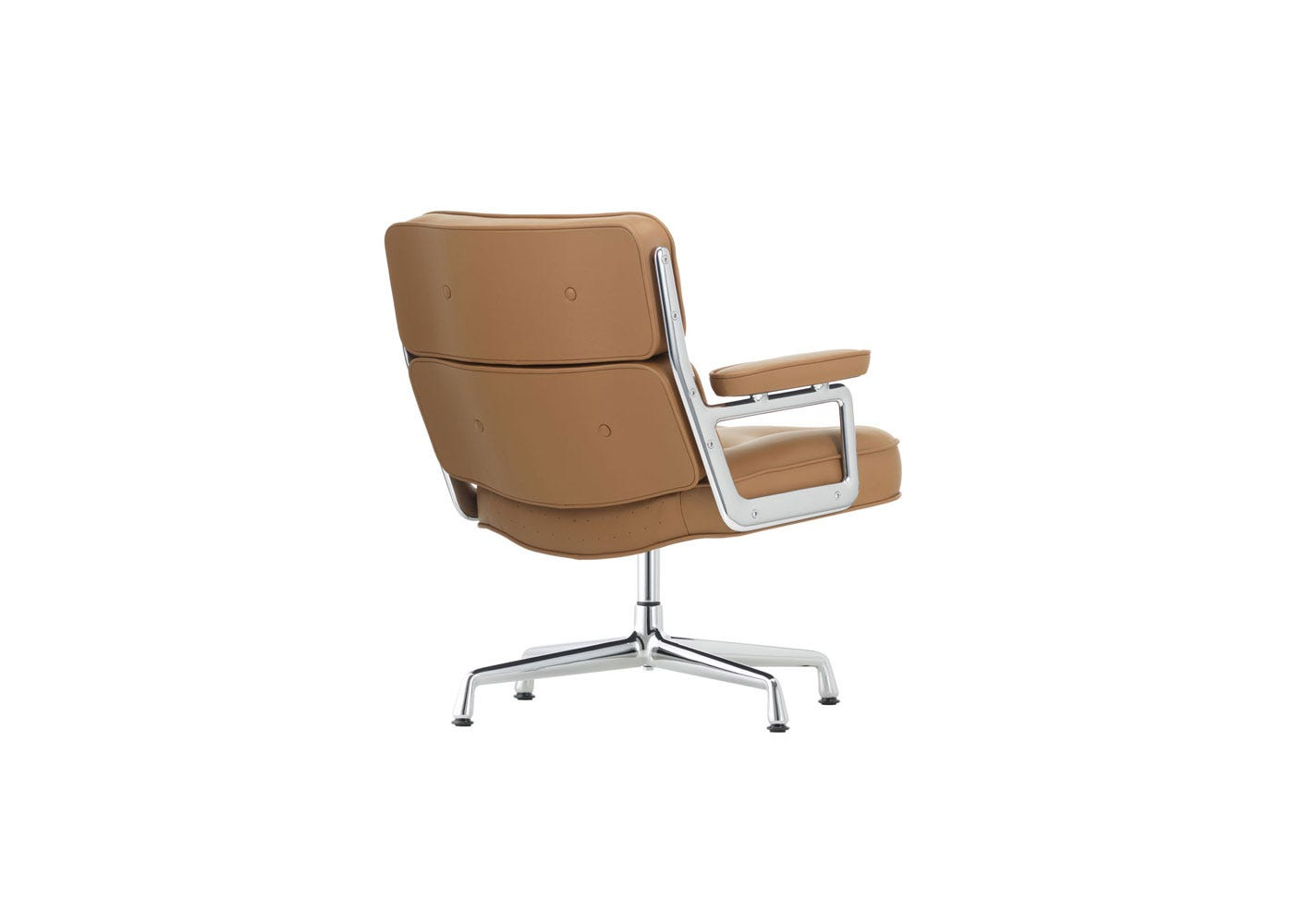 As Shown: Lobby Swivel Chair 105 With Armrests Back