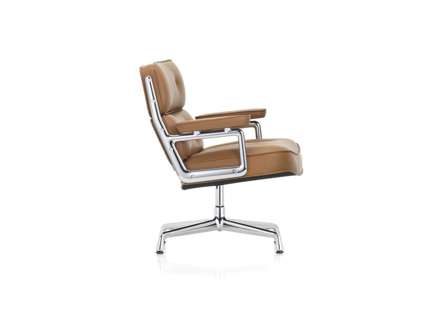 As Shown: Lobby Swivel Chair 105 With Armrests Side