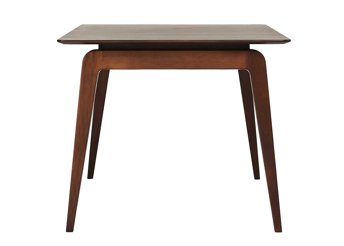 Lugo Small Dining Table - End View