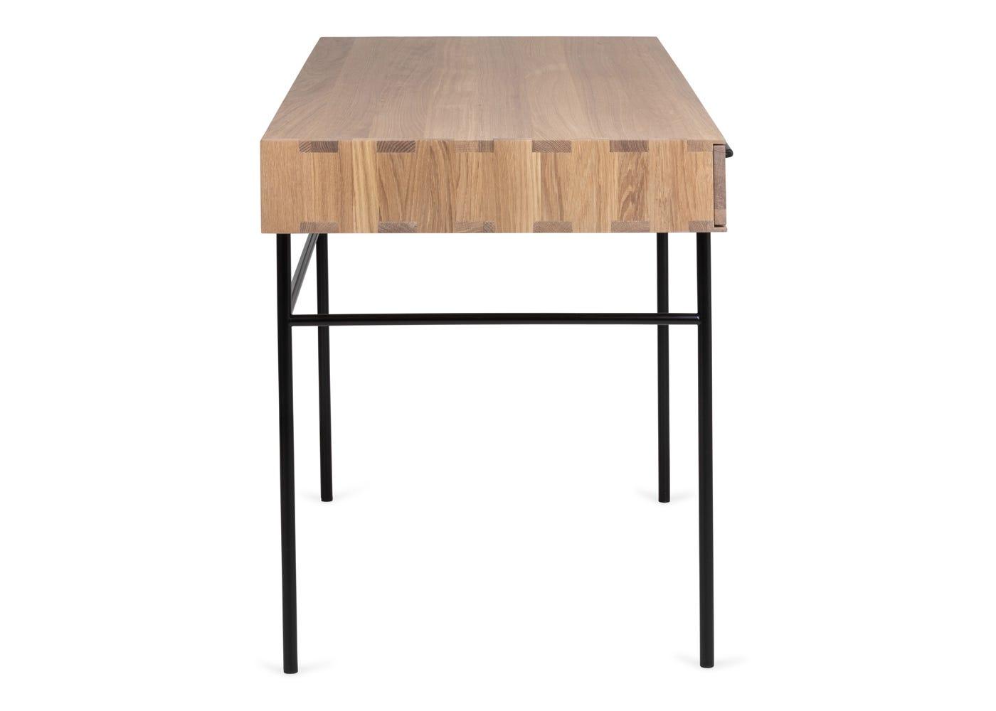 Marano desk - Side profile.