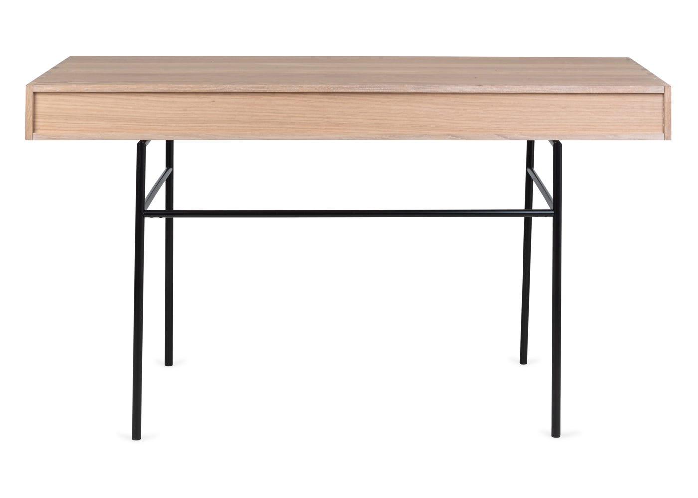 Marano desk - Rear profile.