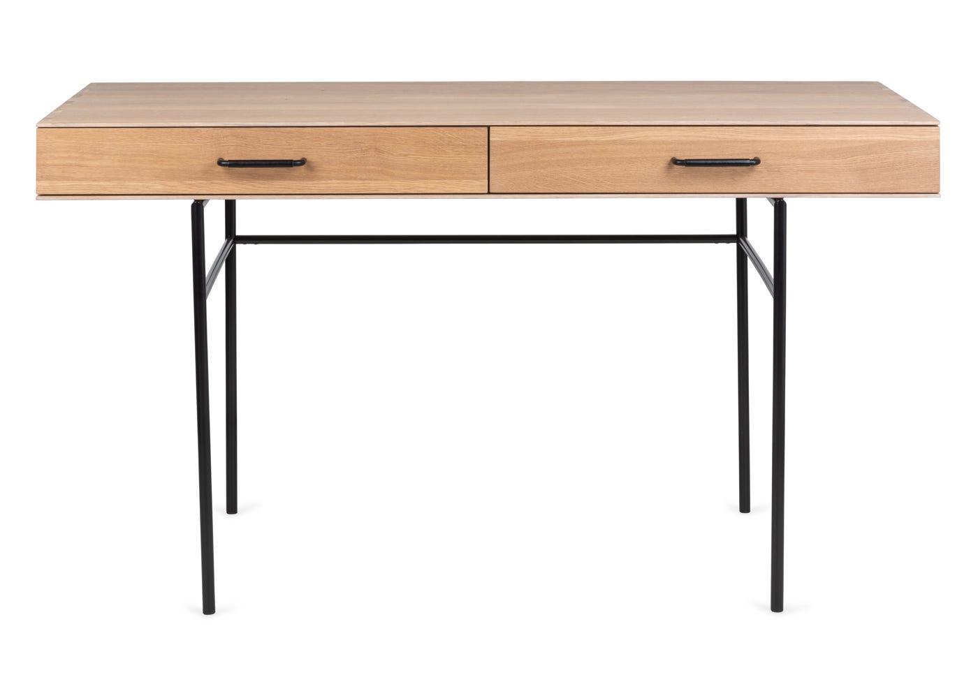 Marano desk - Front profile.