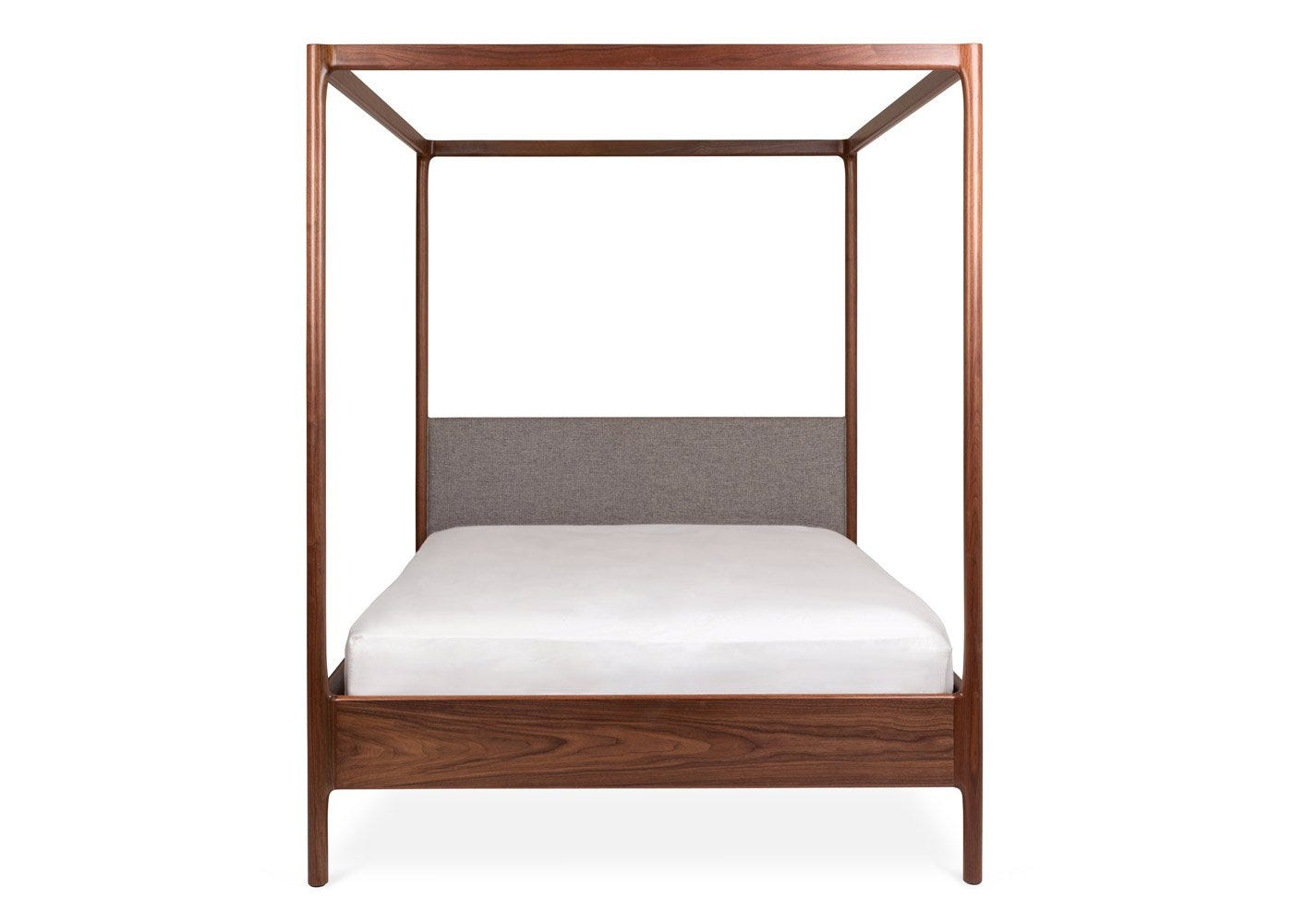Marlow 4 Poster Bed Front Profile.