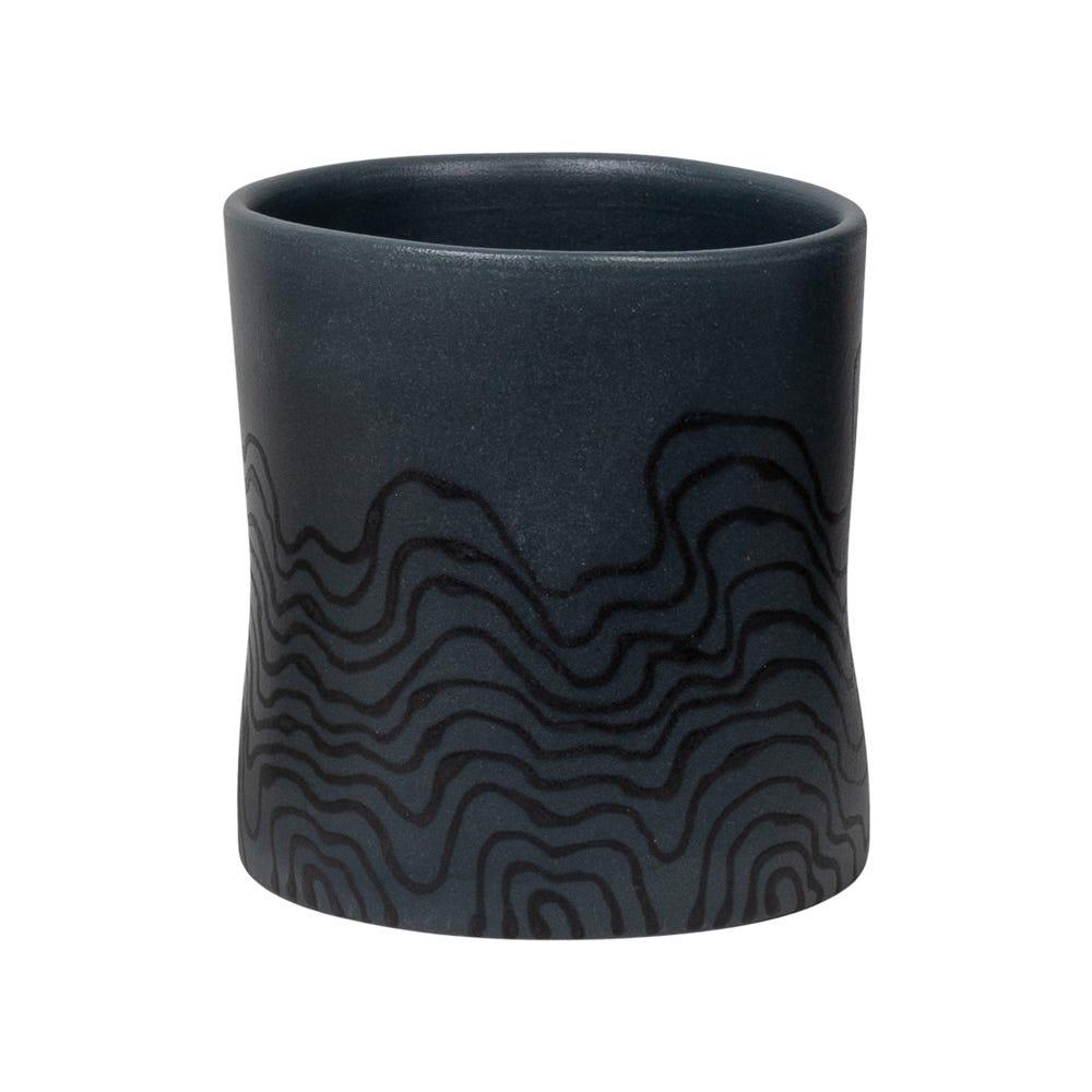 Estuarine Mini Cup Black