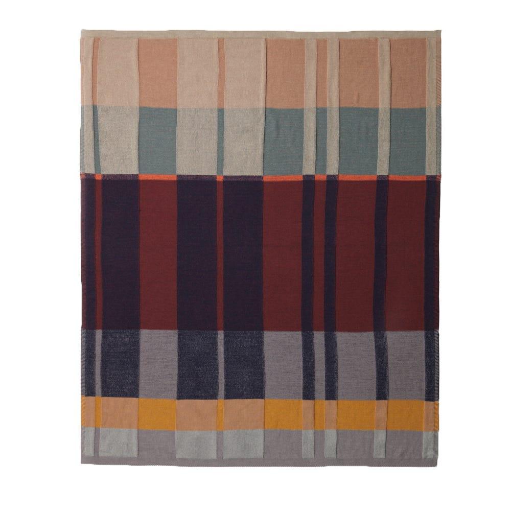 Medley Knit Blanket 120 x 160cm