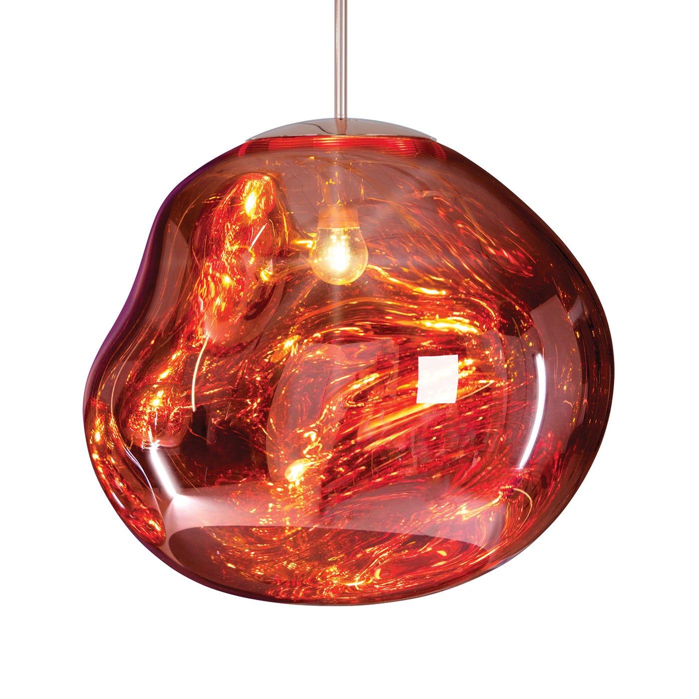 Melt Pendant Light Standard Copper