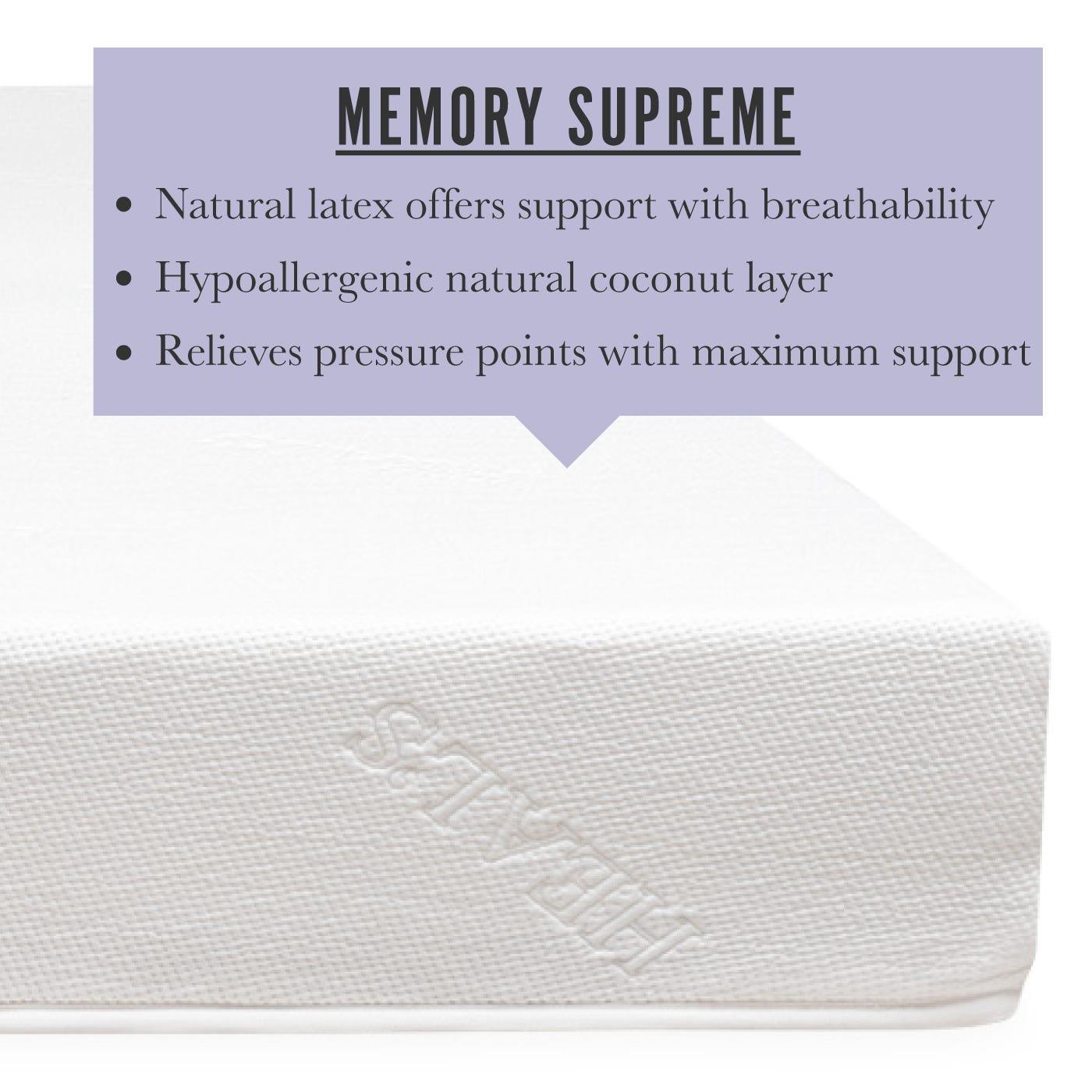 Memory Supreme Mattress