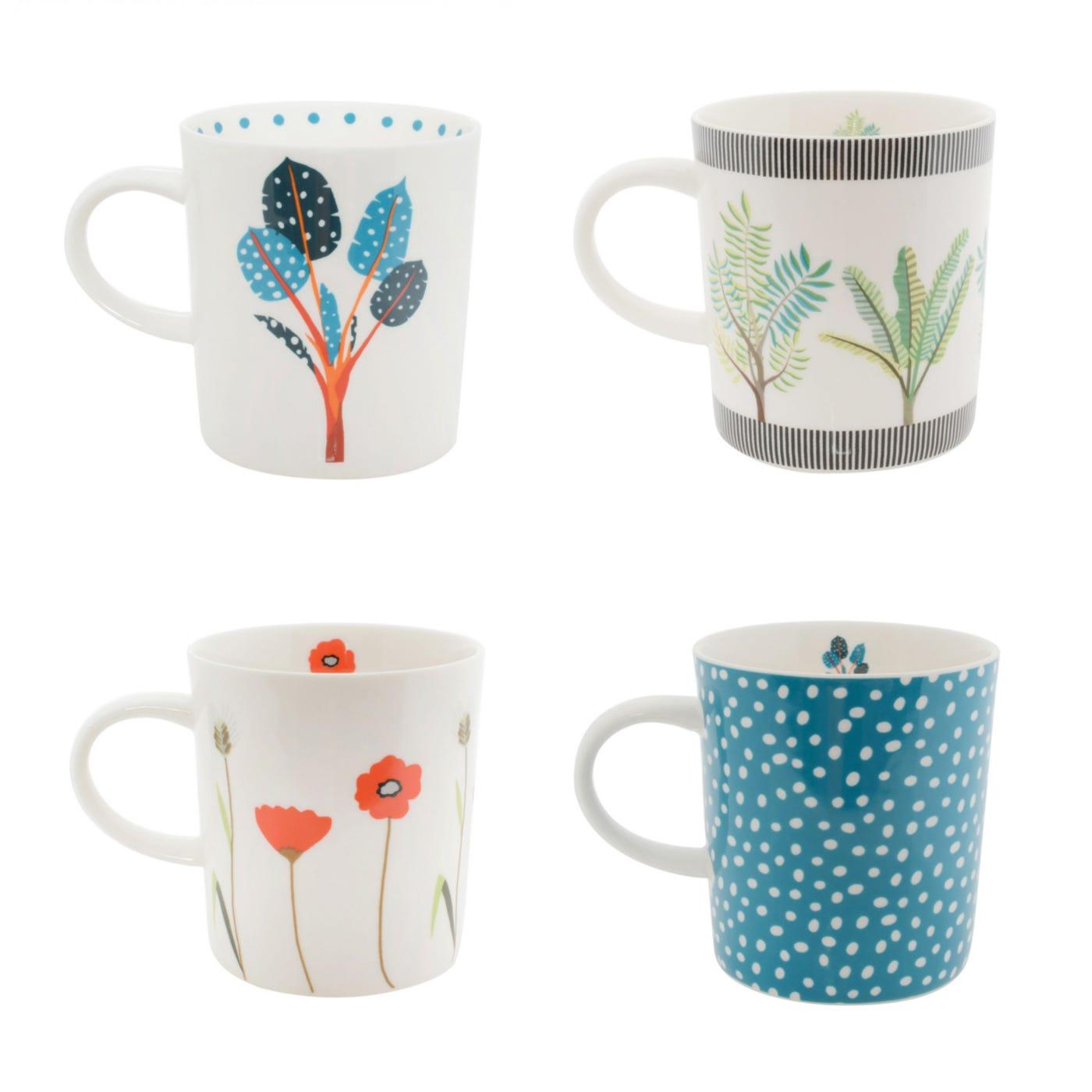 Herbarium Mugs