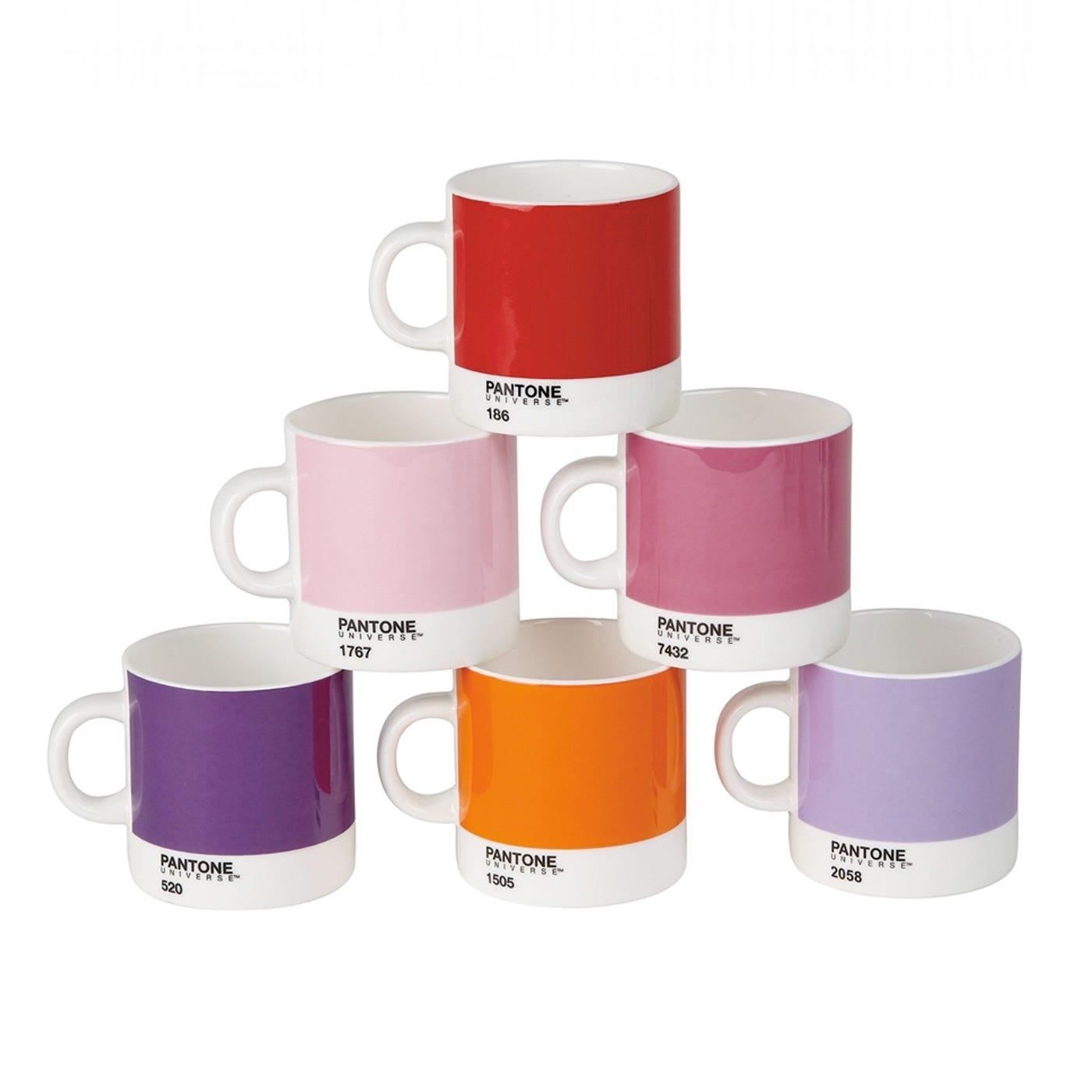 Pantone Pantone Espresso Mug
