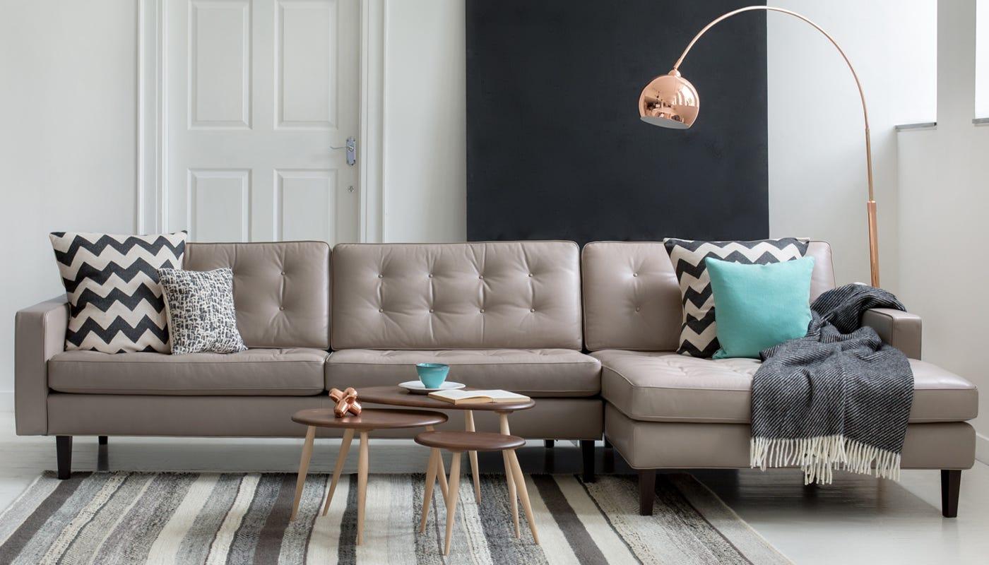 Heal's Mini Lounge Floor Lamp