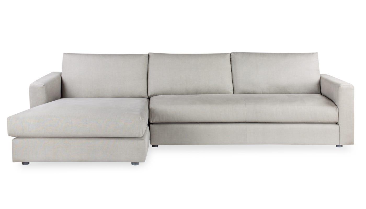 Nimbus Bedroom Furniture Nimbus 4 Seater Left Hand Corner Chaise