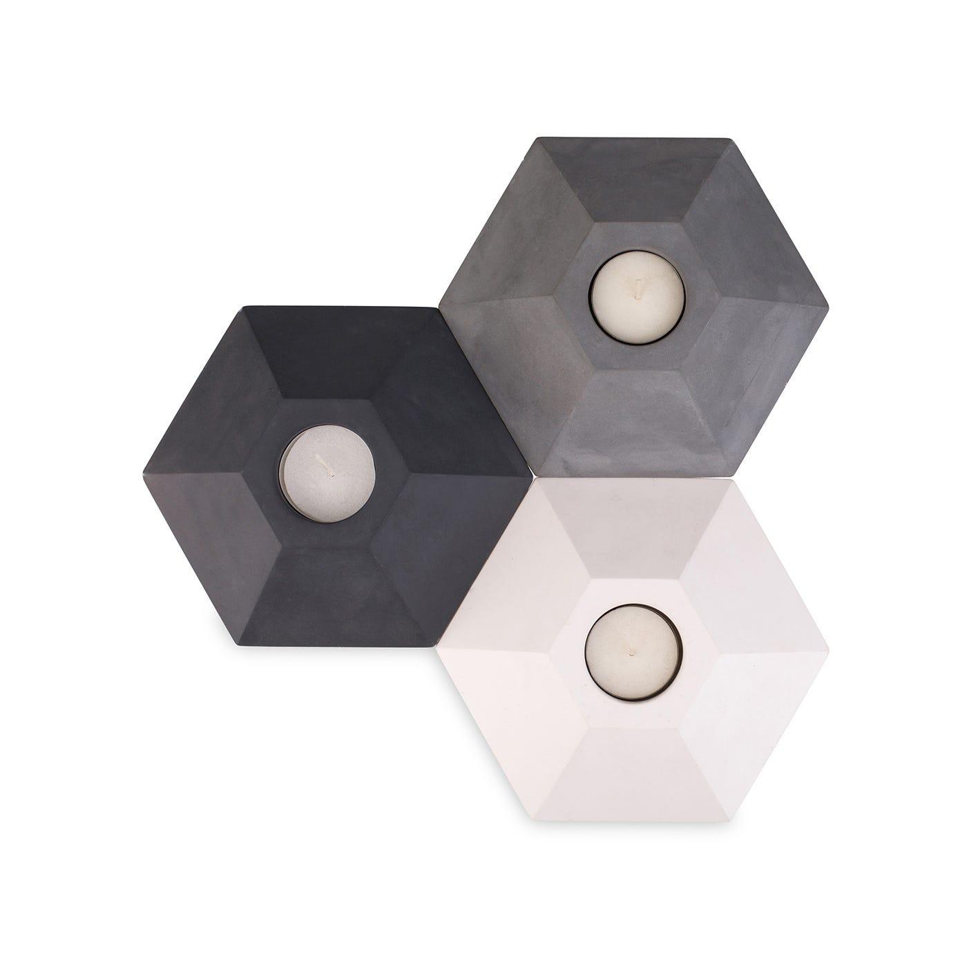 Concrete Tealight Holder