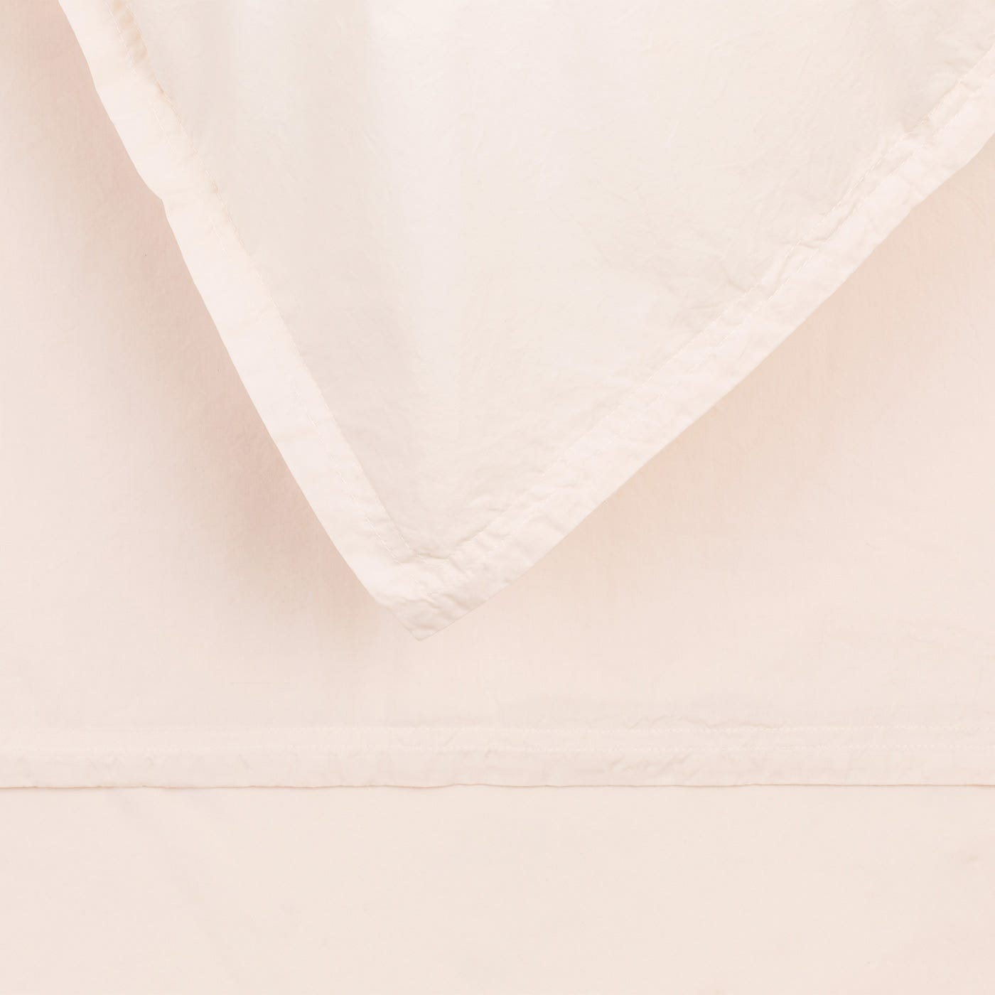 Washed Cotton Bed Linen Oatmeal