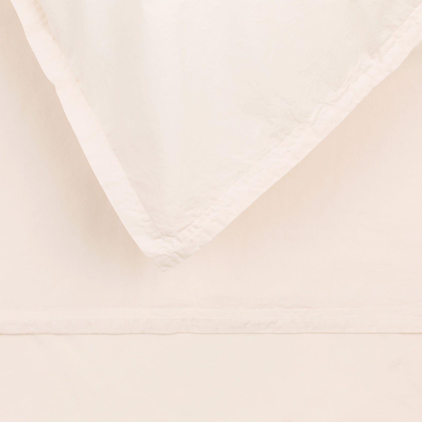 Oatmeal Washed Cotton Pillowcase