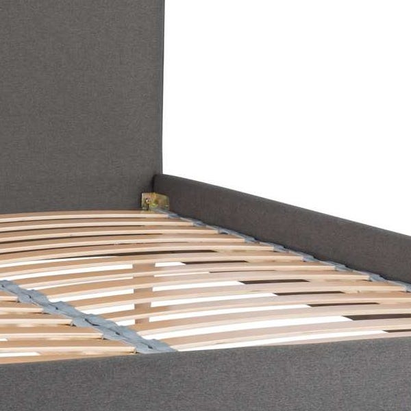 Sprung wooden slats create a strong base for your mattress to rest upon.