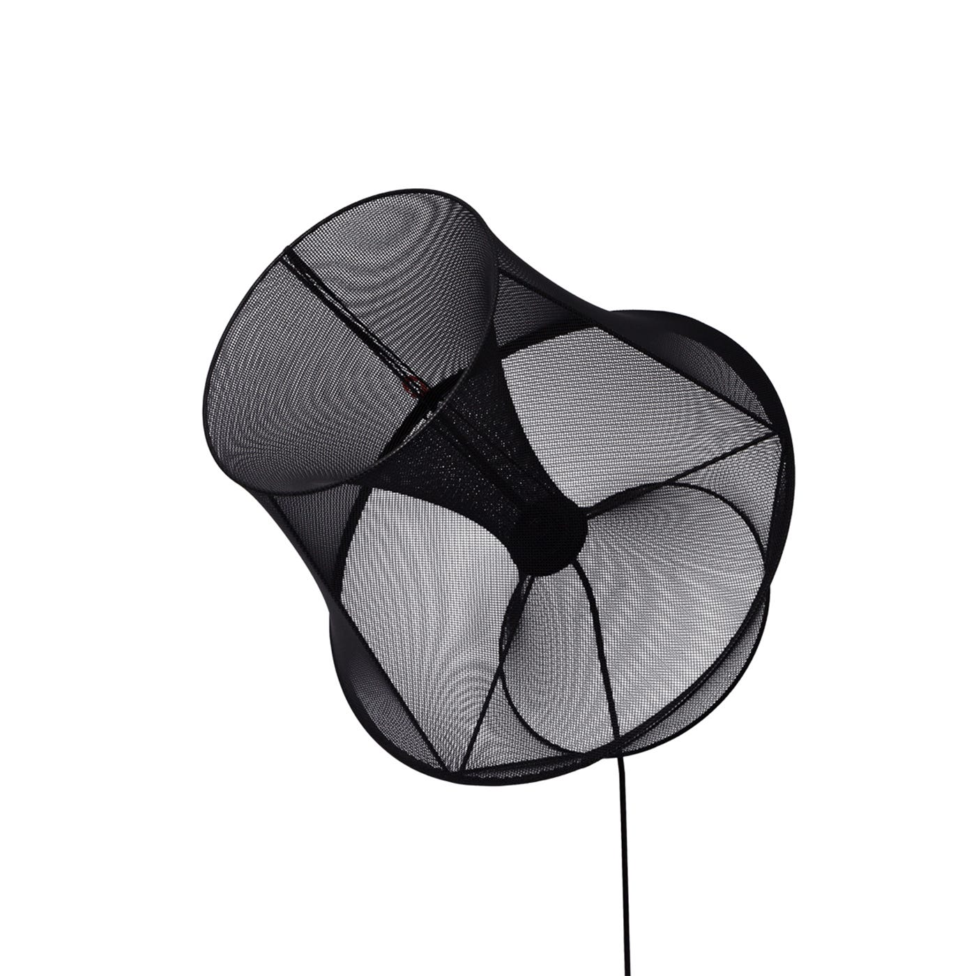 Moire Multi Purpose Lamp Black