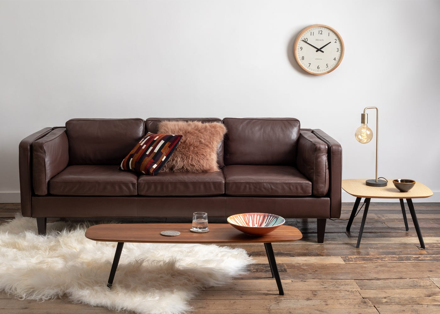 Solapa Large Rectangular Coffee Table
