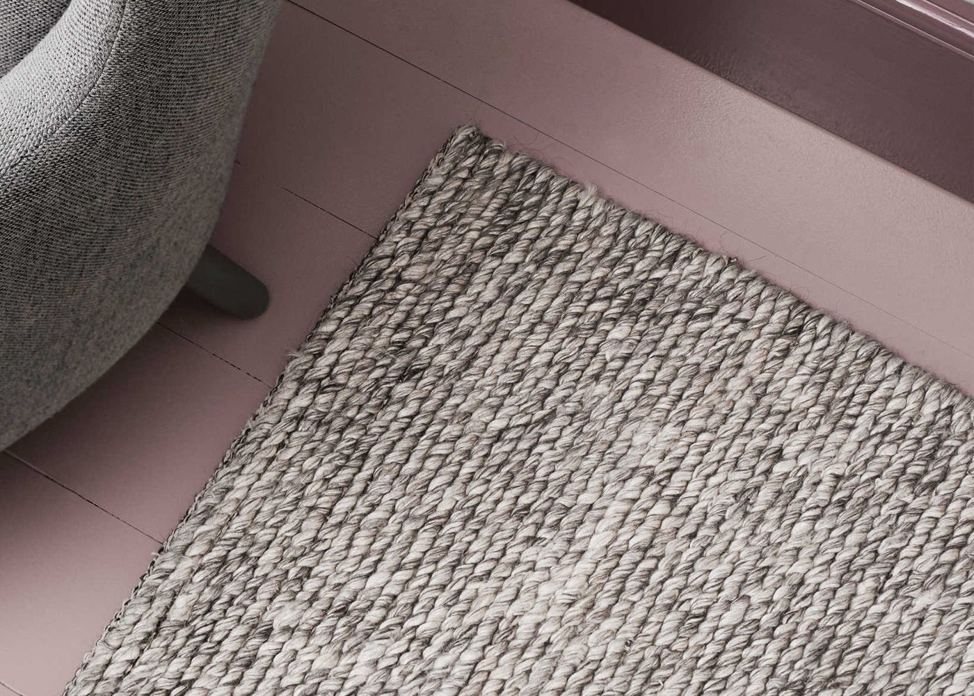Nelly Rug Silver