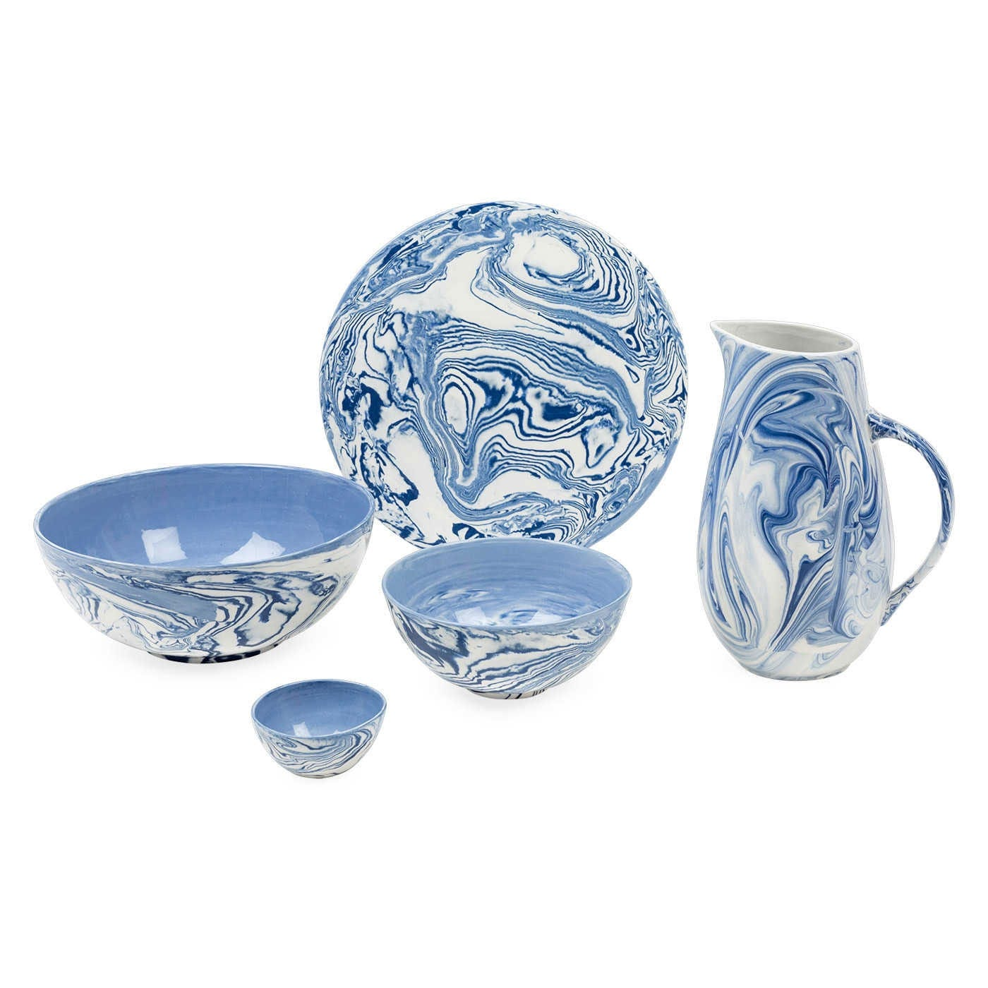 Blue Marble Serveware