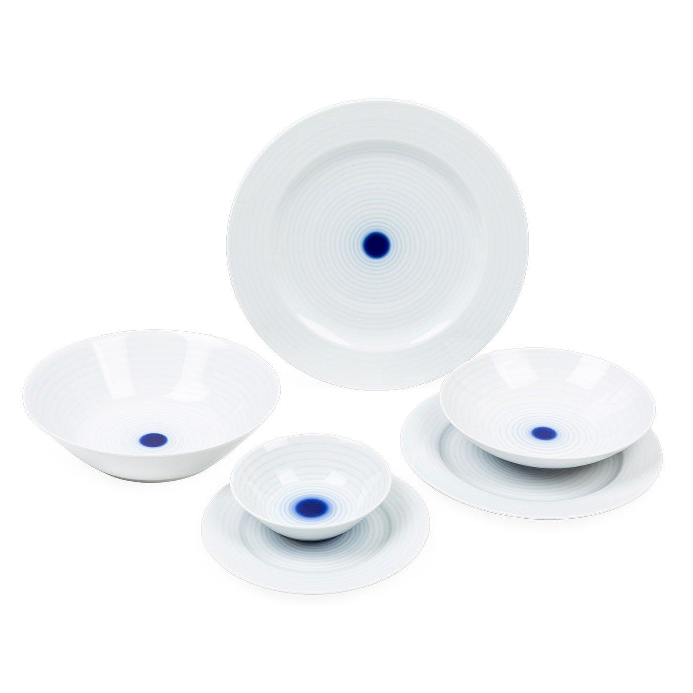 Spiral Dinnerware