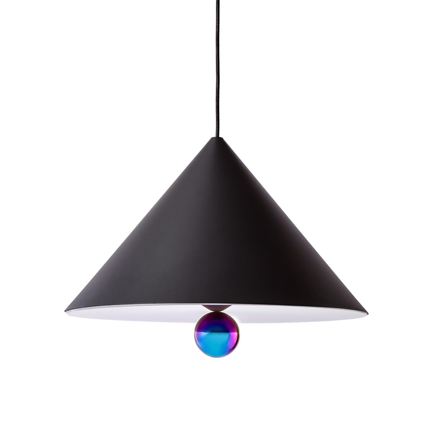 Cherry Pendant Lamp Black