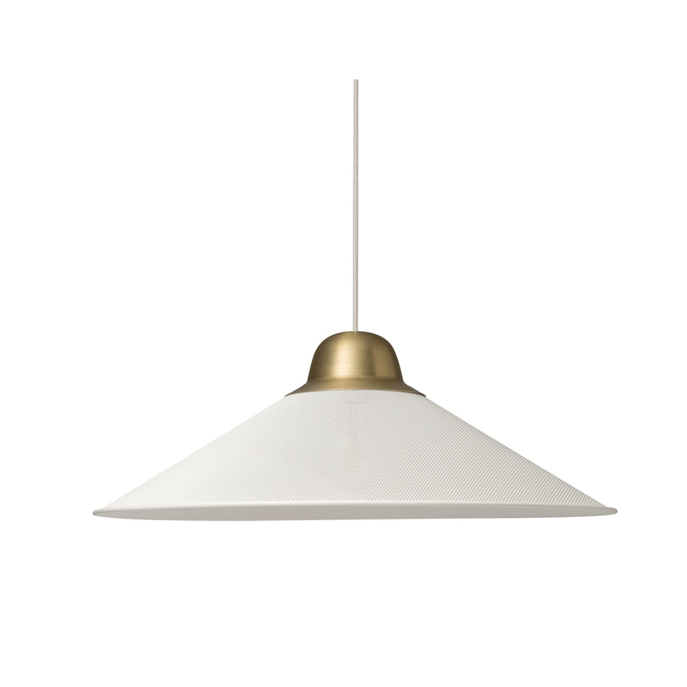 Aura Pendant Lamp White