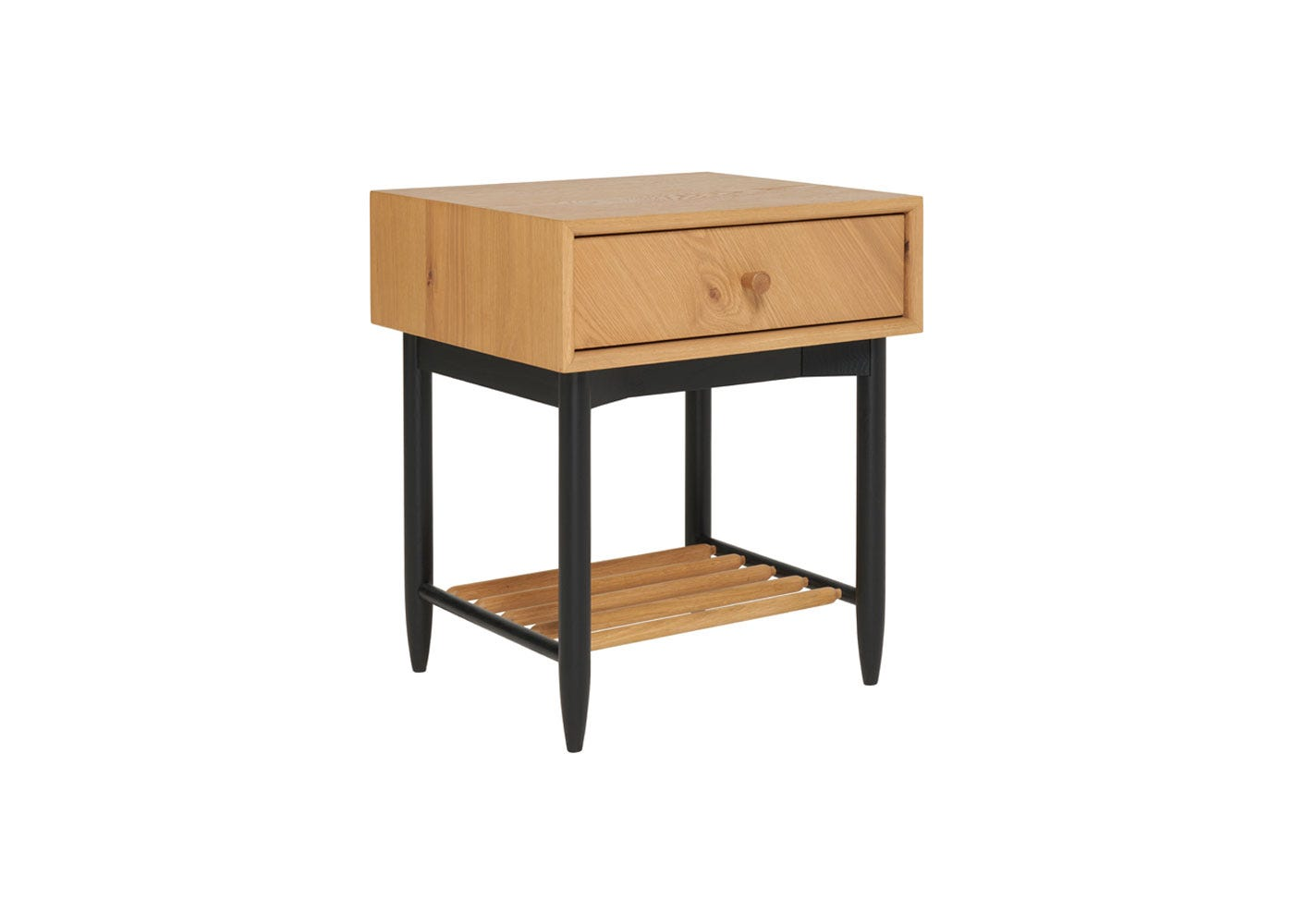 As Shown: Monza Bedside Cabinet
