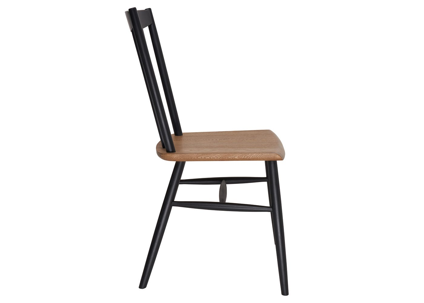 Monza Dining Chair - Side View