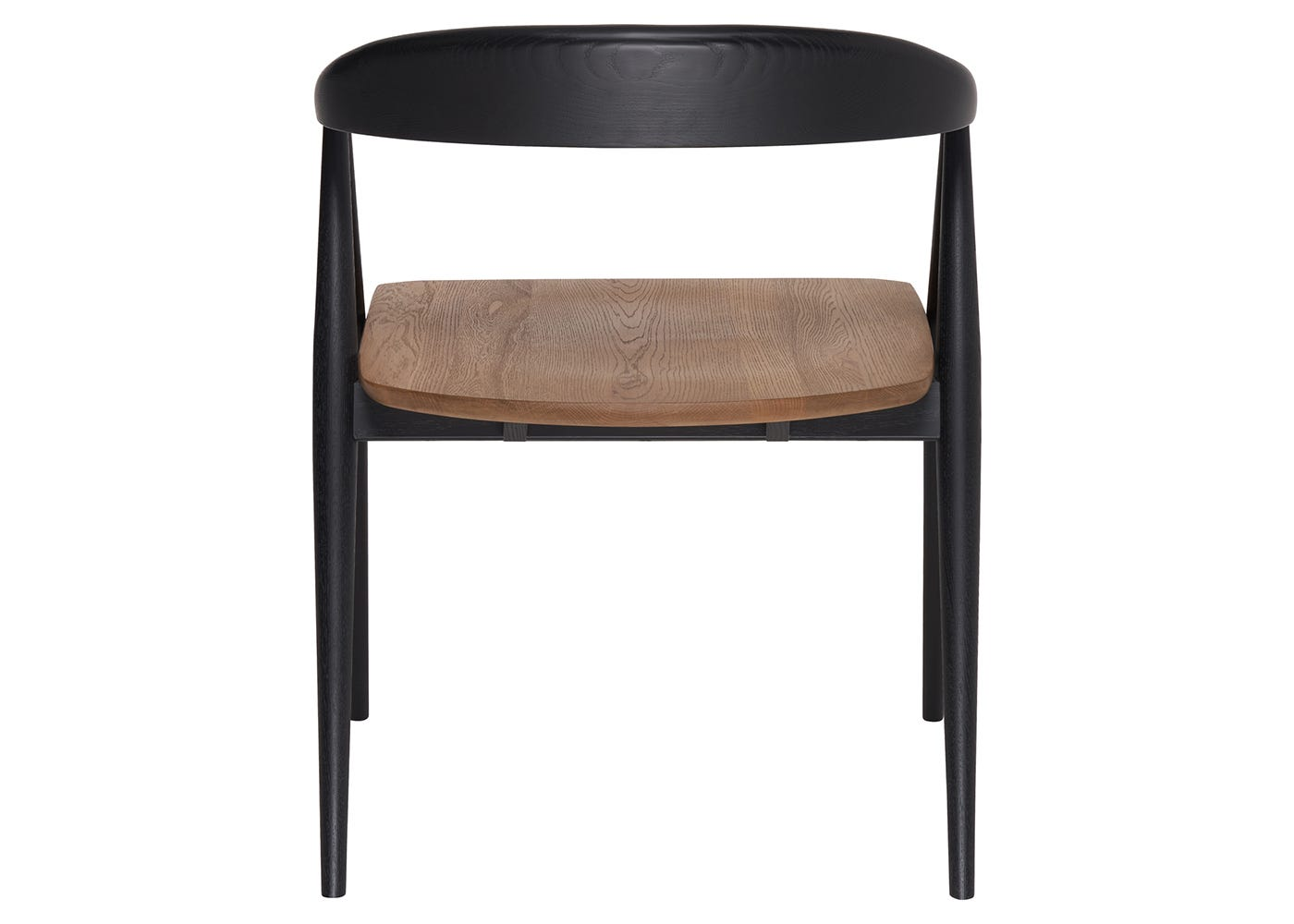 Monza Dining Como Chair - Rear View